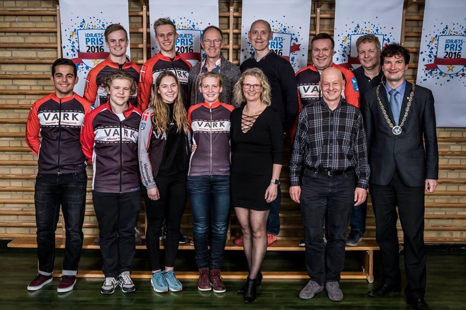 Hædring af danske mestre
