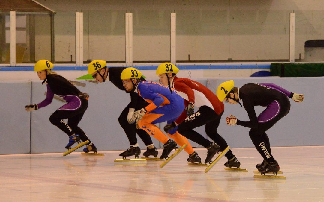 Træningsweekend på is i Odense 21 – 23. sept. 2018