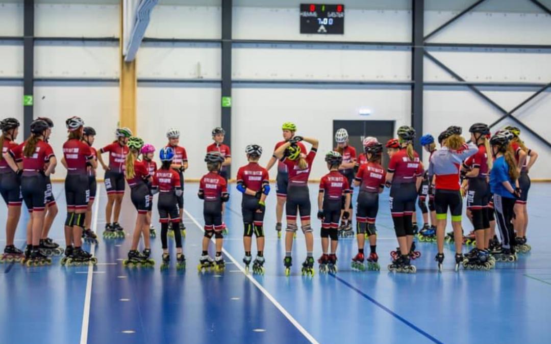 Træningslejr i Holland